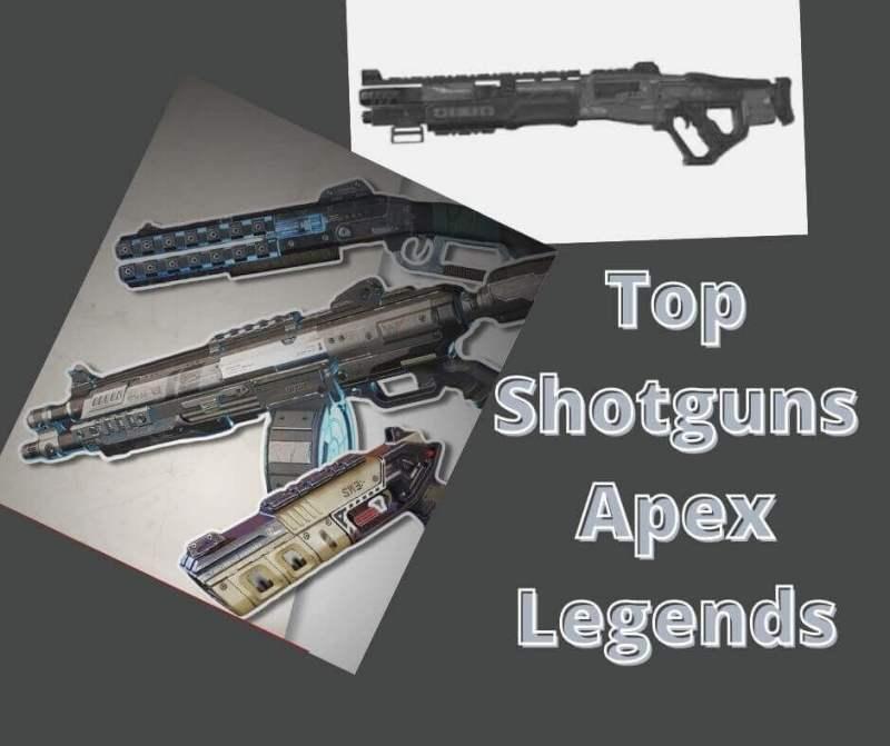 Best Shot Guns In Apex Legends (Shotgun Compare)