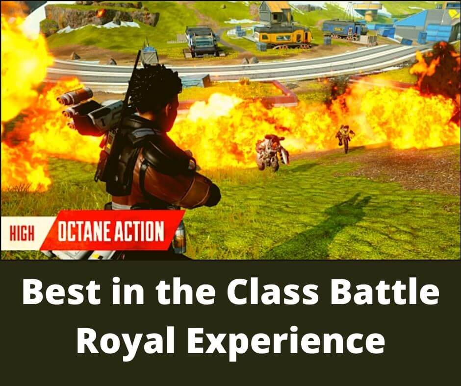 Apex Legends Mobile Best in the Class Battle Royal Experience