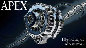Apex Alternators Logo