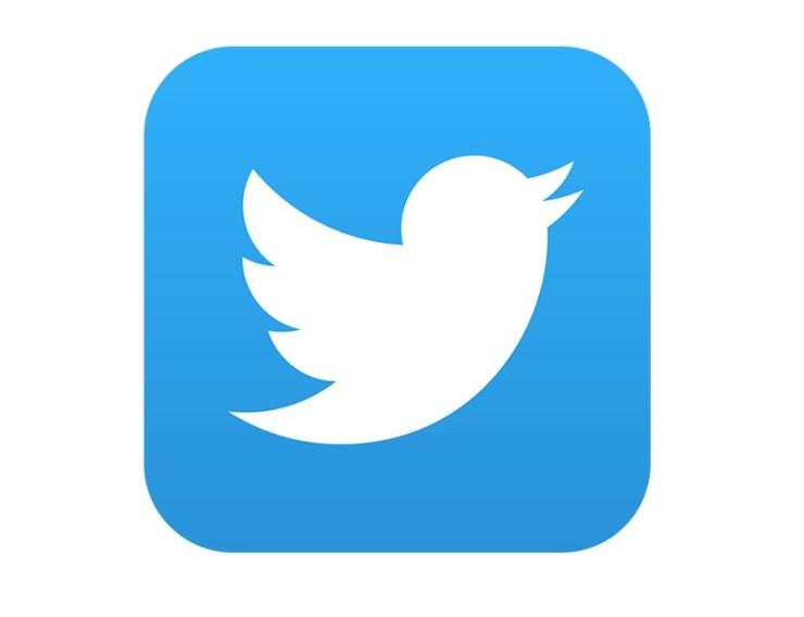 Twitter discount button