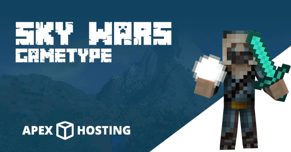 Start A Skywars Server in Minecraft - Skywars Server Hosting