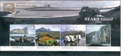 Heard Island M/S Gold o/print APF supports NZ2020