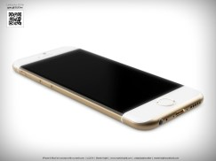 iPhone 6 mit Kurven