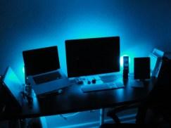ApfelBlog Mac Desk
