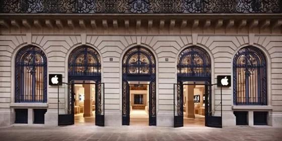 Apple Store Paris
