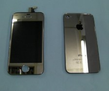 iPhone 4 Silver Conversion Kit