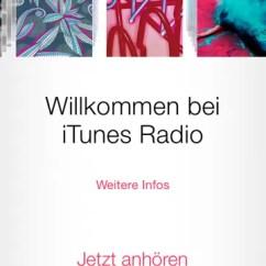 Willkommen bei iTunes Radio Schweiz