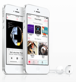 iOS 7 mit iTunes Radio