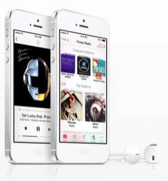 iOS 7 mit iTunes Radio