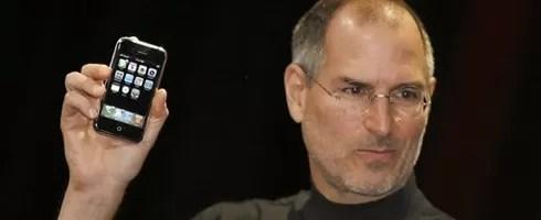 Steve Jobs und das iPhone