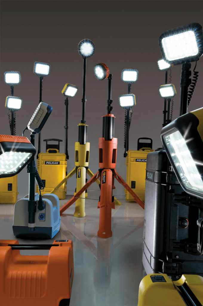Pelican Remote Area Lighting System (RALS)