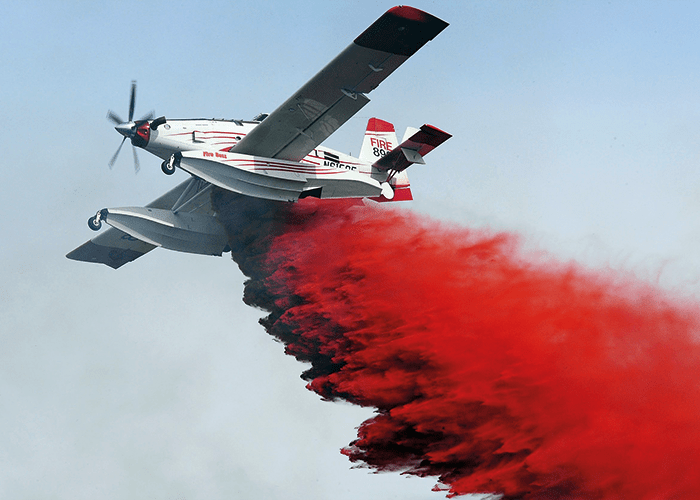 Retardant technologies now the norm.