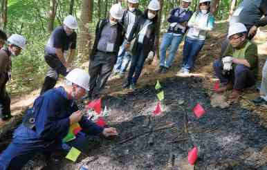 Richard training Investigators from Asian Countries in South Korea.