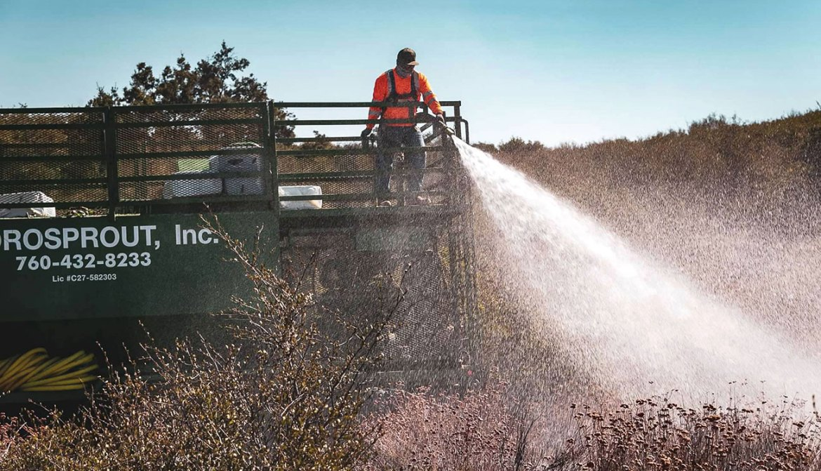 With recent breakthroughs in long-term retardants, wildfire management strategies are changing from reactive suppression to proactive prevention.