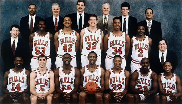 bulls 91