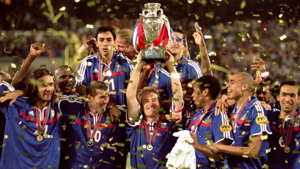 L'Euro 2000 et la finale France vs Italie