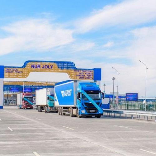Пункты пропуска на казахстанско-китайской границе временно закроют