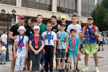 Акмолинский кикбоксер стал чемпионом Казахстана