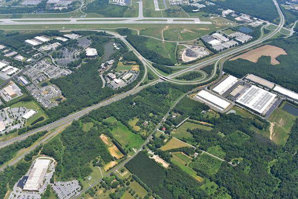 land management commercial real estate services north carolina
