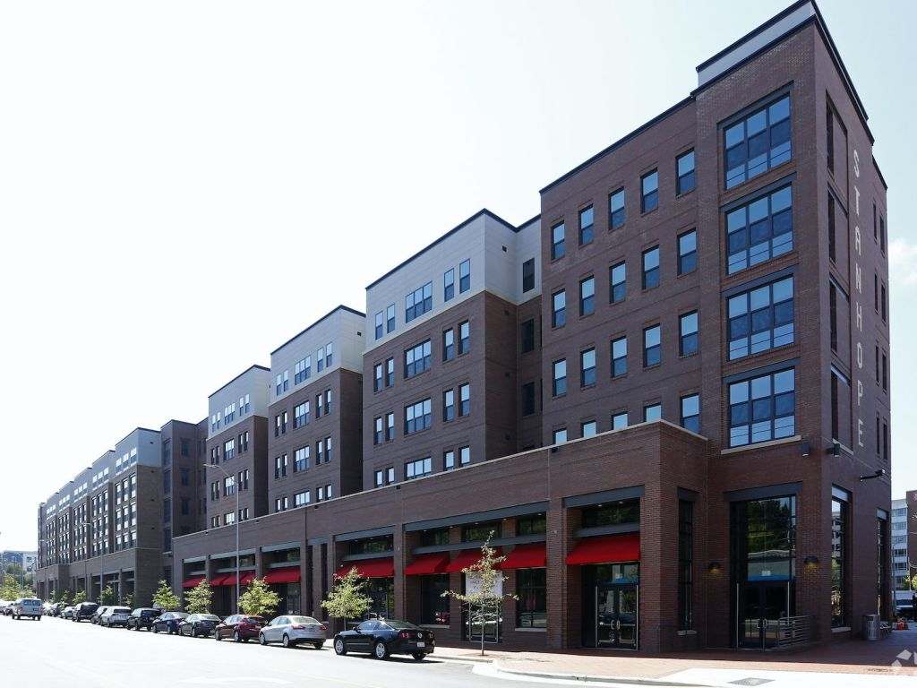Stanhope Student Apartments Raleigh APG Advisors commercial real estate