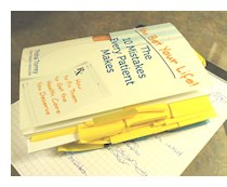 oldbook-stickynotes