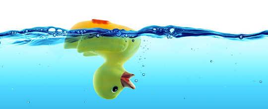 duck - failure concept