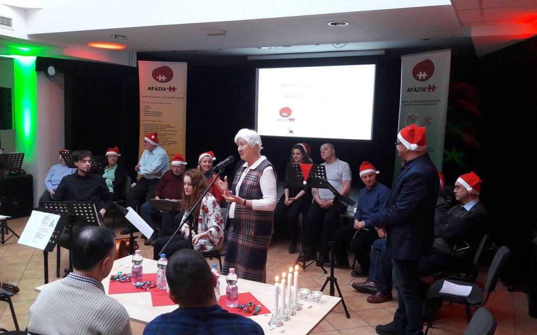 2018 – Afázia Egyesület Karácsony