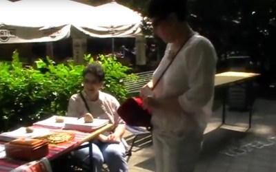 FILM: 2009-ben találkozás a Liszt Ferenc téren VIDEÓ