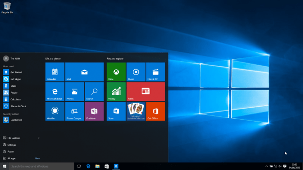 windows 10 start menu Call (224) 303-4312