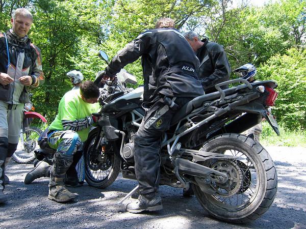 Ed's bike fix