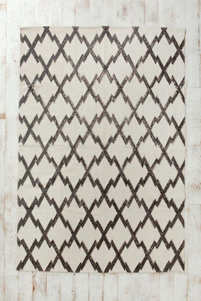 Beni Ourain-Style Rug
