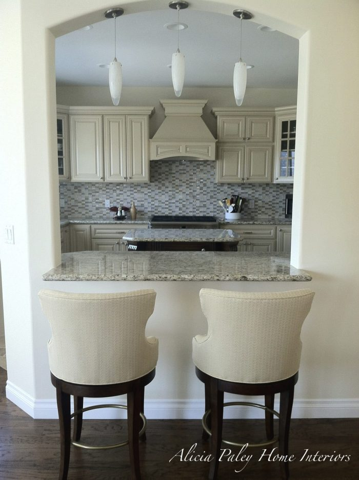 Lake Sherwood Kitchen