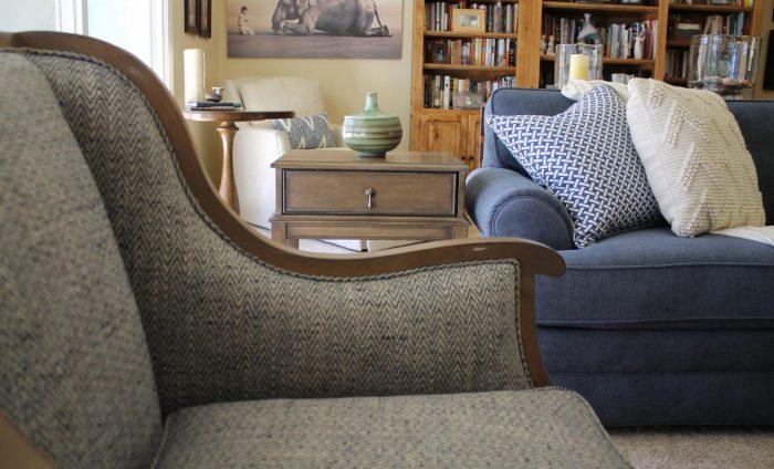 Lynn Ranch Living Room Design- Alicia Paley Home Interiors