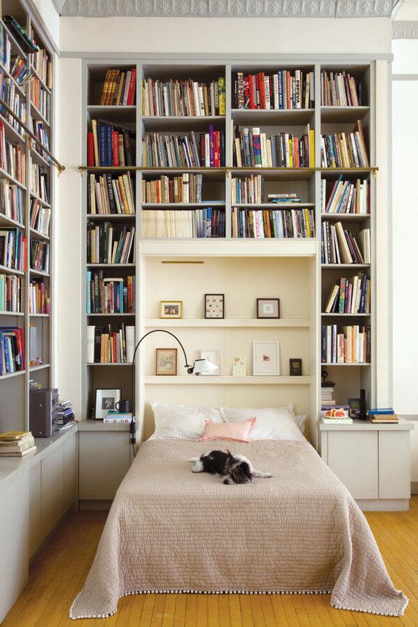 Guest Bedroom Books