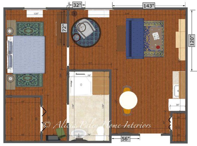 Alicia Paley Home Interiors