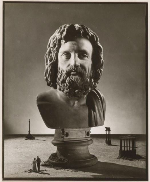 Angus McBean British, 1904-1990 Self Portrait, 1949 Gelatin silver print 1988 Discretionary Purchase Fund, 88.10