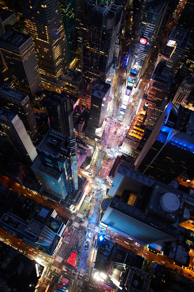 The Daily Edit - Cameron Davidson : New York City Aerials