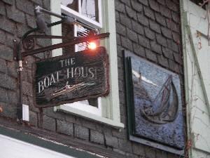 Boat Housesign