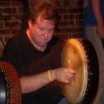 Celtic Musician Matt DeBlass