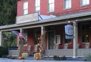 Is the Cashtown Inn truly haunted?