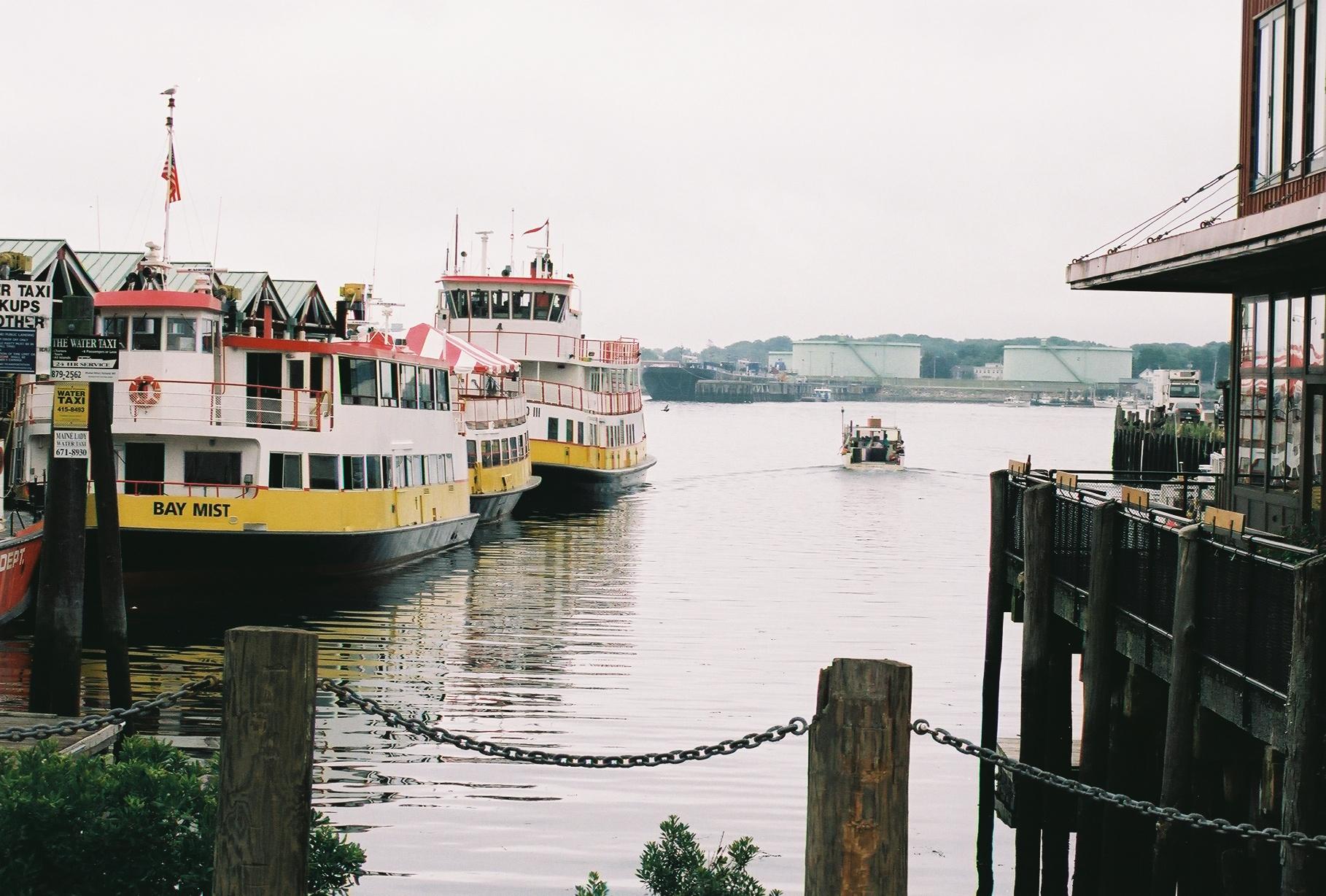Portland's Harbor