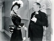 WC Fields with Mae West