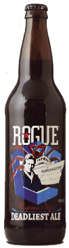 Captain Sig's Deadliest Ale from the Rogue Brewery