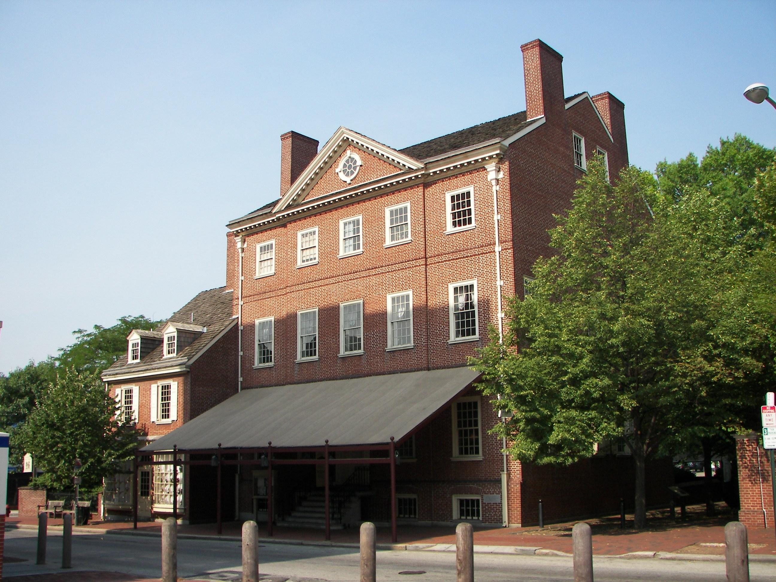 The City Tavern - Philadelphia