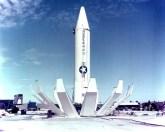 Jupiter Ballistic Missile