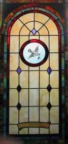 Church Stained Glass by Sundog Studios