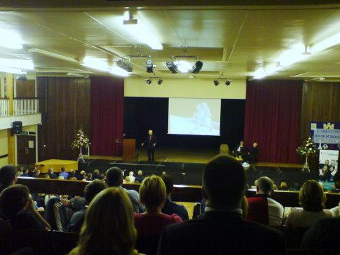 Alan Bean Lecture