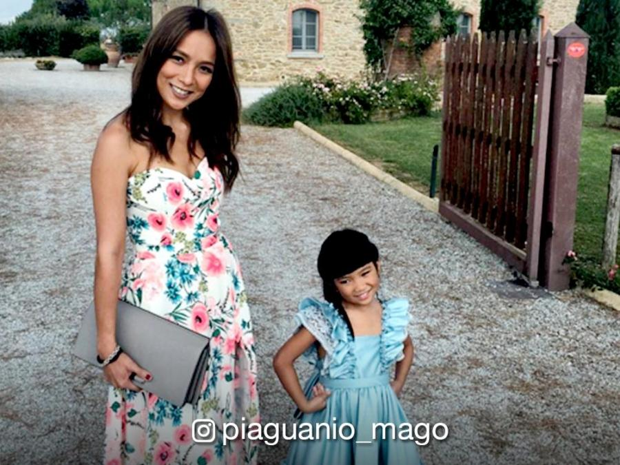WATCH: Pia Guanio Shares Snippet Of Isabelle Daza's