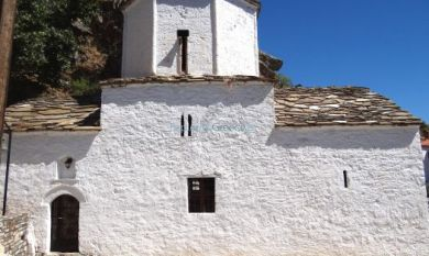 The Monastery of Saint Demetrios Reontinou