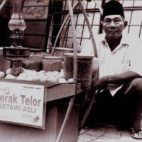 Jajanan Kaki Lima Indonesia Naik Kelas Dunia
